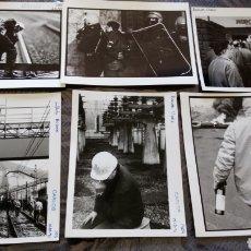 Fotografía antigua: LOTE 6 FOTOS ALTERCADOS ACENOR LLODIO AÑOS 90 MEDIDAS 25+18 APROXIMADO PARECEN DE LA EPOCA. Lote 267462749