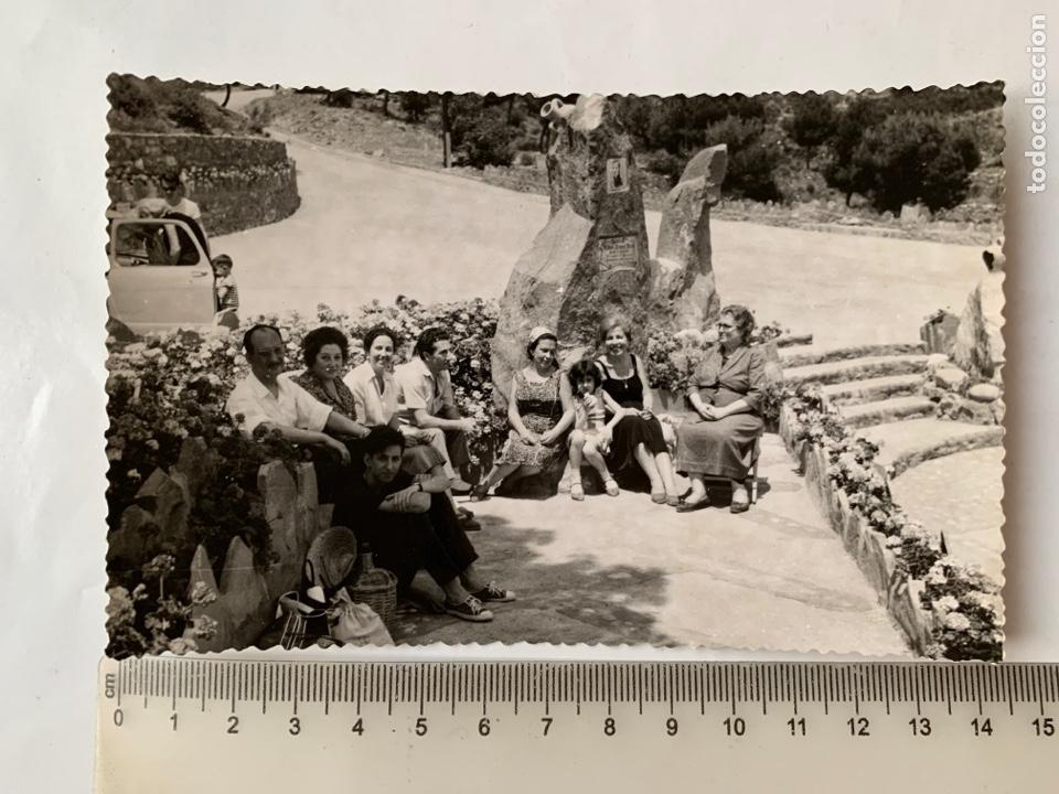 FOTO. EXCURSIÓN A MONTE PICAYO. PUZOL. VALENCIA. FOTÓGRAFO?. FECHA, 17 MAYO 1964. (Fotografía - Artística)