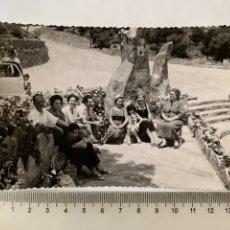 Fotografía antigua: FOTO. EXCURSIÓN A MONTE PICAYO. PUZOL. VALENCIA. FOTÓGRAFO?. FECHA, 17 MAYO 1964.. Lote 269128178