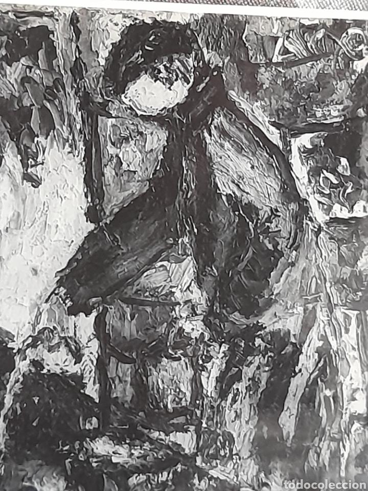 Fotografía antigua: Fotografía antigua de un cuadro del pintor Santí Surós - Foto 2 - 269130018