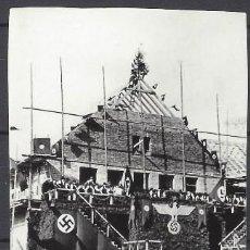 Fotografía antigua: FOTOGRAFIA ANTIGUA DE SOLDADOS NAZIS DE LA SEGUNDA GUERRA MUNDIAL. Lote 269228633