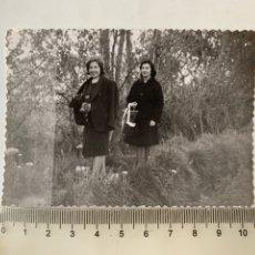 Fotografía antigua: FOTO. CAMINO DEL POCITO DE MISLATA. VALENCIA. FOTÓGRAFO?. FECHA, 12 ABRIL 1964.. Lote 269462888