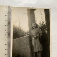 Fotografía antigua: FOTO. RECUERDO DEL VERANO. FOTÓGRAFO?. FECHA, AGOSTO 1944.. Lote 269469498