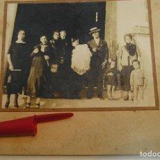Fotografía antigua: ANTIGUA FOTO FOTOGRAFIA NIÑOS RETRATO DE LA ESPAÑA RURAL AÑOS 20 (21-6). Lote 269759433