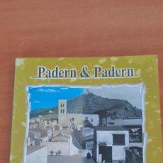 Fotografía antigua: PADERN & PADERN (FOTOS ANTIGUES BLANES). Lote 269980903