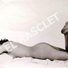 Fotografía antigua: ANTIGUA FOTOGRAFIA ARTISTICA DE COLECCION PARTICULAR DE LOS AÑOS 70 -. Lote 270160853