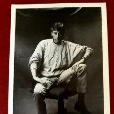 Fotografía antigua: FOTO BAILARIN ANTONIO GADES GRAN FORMATO MEDIDAS 24.50 CM X 35.70 CM. Lote 272442408