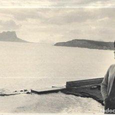 Fotografia antica: *** GG55 - FOTOGRAFIA - SEÑORA EN MORAIRA 1959. Lote 276385323