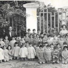 Fotografía antigua: *** PN315 - FOTOGRAFIA - GRUPO DE NIÑOS EN UNA FOTO ESCOLAR - 18 X 12 CM.. Lote 277099208