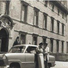 Photographie ancienne: *** AM130 - FOTOGRAFIA - SEÑOR CON SU MADRE - BETERA 1954. Lote 277422363