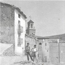 Photographie ancienne: *** AM842 - FOTOGRAFIA - DOS JOVENCITOS EN TERESA - 1967. Lote 277451523