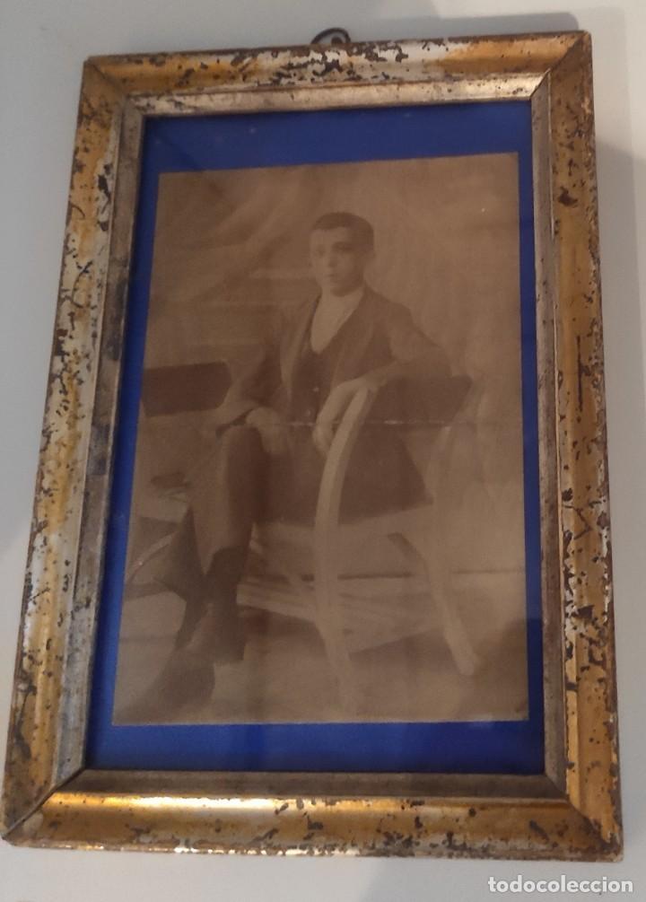 FOTOGRAFÍA EN BLANCO Y NEGRO, DEL SIGLO XIX. (Fotografía - Artística)
