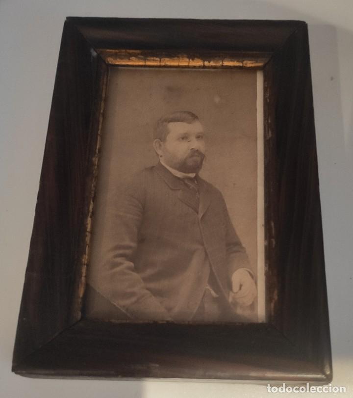 Fotografía antigua: Fotografía en blanco y negro, del siglo XIX. - Foto 3 - 277461633