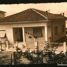 Fotografía antigua: 1239 - ITALIA CASA CHALET EN CODROIPO - FOTO 10X7CM 1960'. Lote 277644643