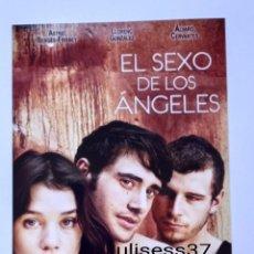 Fotografía antigua: MONTAJE / COLLAGE FOTOGRAFICO - EL SEXO DE LOS ANGELES - COPIA PAPEL FOTOGRAFICO 10 X 15. Lote 277644833