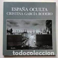Fotografía antigua: CRISTINA GARCIA RODERO ESPAÑA OCULTA. Lote 278980643