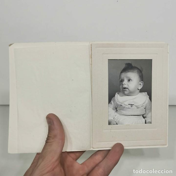 FOTOGRAFIA - BEBÉ NIÑO - FOTOGRAFO BACH. VICH - AÑOS 50 - 13 X 10 CM / 54 (Fotografía - Artística)