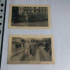 Fotografía antigua: PORTO - FOZ DO DOURO - VILA NOVA DE GAIA - 1946 -3 FOTOGRAFIAS - PORTUGAL. Lote 283186803