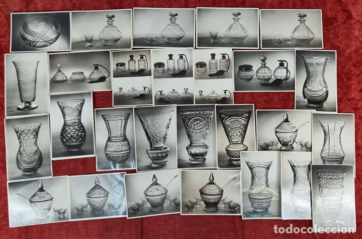 Fotografía antigua: ARCHIVO DE 221 FOTOGRAFIAS. CATALOGO DE LA CASA CRISTALARS DE BARCELONA. AÑOS 30-50 - Foto 3 - 286806158