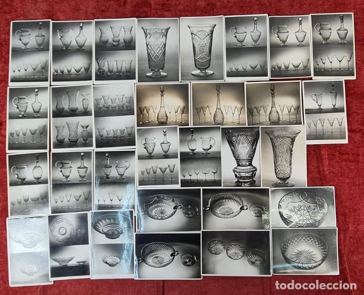 Fotografía antigua: ARCHIVO DE 221 FOTOGRAFIAS. CATALOGO DE LA CASA CRISTALARS DE BARCELONA. AÑOS 30-50 - Foto 4 - 286806158