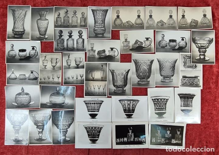 Fotografía antigua: ARCHIVO DE 221 FOTOGRAFIAS. CATALOGO DE LA CASA CRISTALARS DE BARCELONA. AÑOS 30-50 - Foto 5 - 286806158