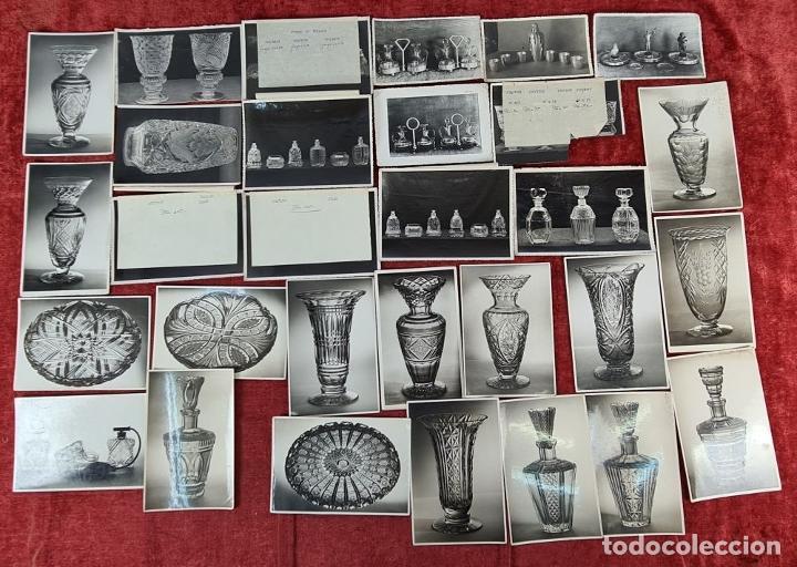 Fotografía antigua: ARCHIVO DE 221 FOTOGRAFIAS. CATALOGO DE LA CASA CRISTALARS DE BARCELONA. AÑOS 30-50 - Foto 6 - 286806158
