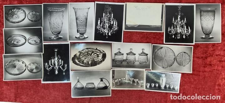 Fotografía antigua: ARCHIVO DE 221 FOTOGRAFIAS. CATALOGO DE LA CASA CRISTALARS DE BARCELONA. AÑOS 30-50 - Foto 7 - 286806158