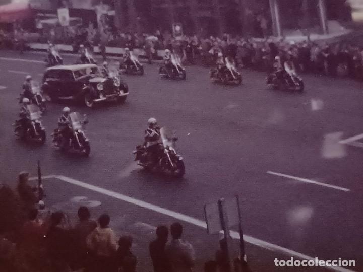 Fotografía antigua: Antiguo INEDITO álbum 12 fotos franco y reyes desfile en madrid - Foto 5 - 287068268