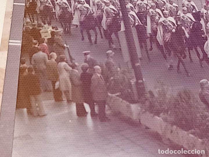 Fotografía antigua: Antiguo INEDITO álbum 12 fotos franco y reyes desfile en madrid - Foto 11 - 287068268