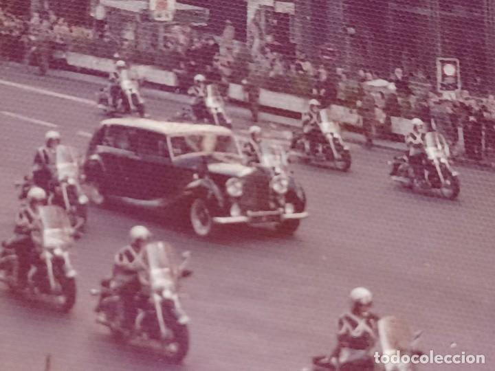 Fotografía antigua: Antiguo INEDITO álbum 12 fotos franco y reyes desfile en madrid - Foto 12 - 287068268