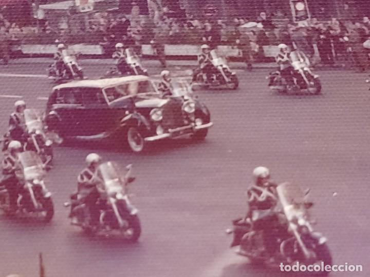 Fotografía antigua: Antiguo INEDITO álbum 12 fotos franco y reyes desfile en madrid - Foto 16 - 287068268