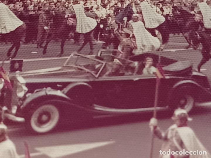 Fotografía antigua: Antiguo INEDITO álbum 12 fotos franco y reyes desfile en madrid - Foto 17 - 287068268