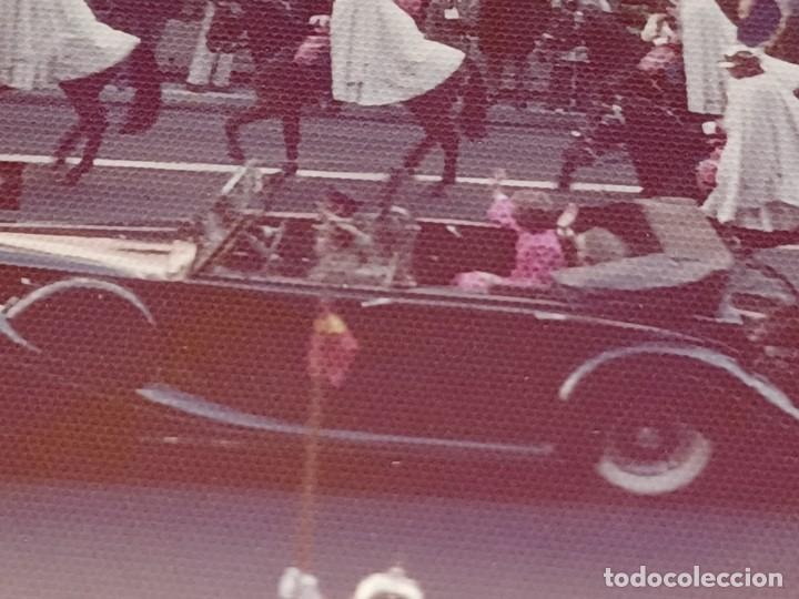Fotografía antigua: Antiguo INEDITO álbum 12 fotos franco y reyes desfile en madrid - Foto 19 - 287068268