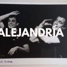 Fotografía antigua: FOTOGRAFIA PEPE RUBIANES GESTO CARACTERÍSTICO POR GARCÍA POVEDA. Lote 287652493