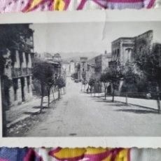 Fotografía antigua: LAMINADO. VIZCAYA. 1937.. Lote 287830853