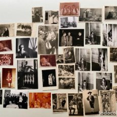 Fotografía antigua: LOTE DE FOTOGRAFIAS DE M. STIEBEL Y HERBERT GAULS , TEATRO VARIADAS , ALEMANIA. Lote 287849538