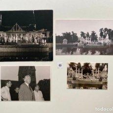 Fotografía antigua: LOTE DE FOTOGRAFIAS DE HERBERT GAULS , TEATRO VARIADAS , ALEMANIA. Lote 287850363