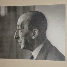 Fotografía antigua: FOTO ORIGINAL INEDITA ANTIGUA DE DOCTOR LEON CARDENAL CELEBRACION 1920. Lote 47749139