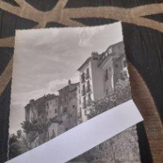 Fotografía antigua: ANTIGUA FOTOGRAFÍA, CALLE DE LOS TINTES ,CUENCA. Lote 288488838