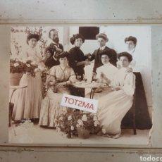 Fotografía antigua: ANTIGUA FOTOGRAFÍA, DOMINGO GRACIA ALBACETE. Lote 288879458