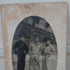 Fotografía antigua: GUERRA CIVIL, REPÚBLICA ESPAÑOLA, EJÉRCITO REPUBLICANO, ORIGINAL, BUENA FOTO. Lote 289547408