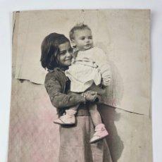 Fotografía antigua: FG-618. FOTOGRAFIA ORIGINAL AGUSTI CENTELLES. S.XX.. Lote 297041528