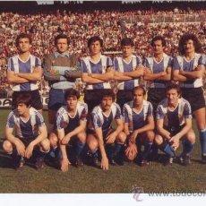 Coleccionismo deportivo - fotografia de hercules c.f. 84-85 - 25042576
