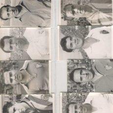 Collectionnisme sportif: (4674-F)FOTOGRAFIAS ORIGINALES PARA LA EDICION DE CROMOS EDITORIAL RUIZ ROMERO AÑOS 40,50 Y 60 A 5 E. Lote 28980650