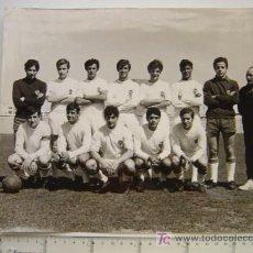 Coleccionismo deportivo - FOTO FUTBOL - VALENCIA C.F.- AÑOS 1960-70 - SOLO CONOZCO A MI PAISANO GONZALEZ EL GITANO - 21337712