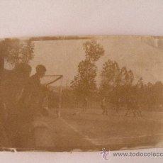Coleccionismo deportivo: FUTBOL, STADIUM AVILESINO, AVILES, ASTURIAS, 1921, CAMPO DEL PRADO DE LA ROXA?, LAS AROBIAS?. Lote 26418279