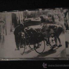 Coleccionismo deportivo: FOTOGRAFIA ORIGINAL DE LA VUELTA CICLISTA A ESPAÑA 1960.. Lote 23743227