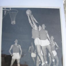 Coleccionismo deportivo: BALONCESTO 1954 CATALUÑA- CASTILLA. Lote 26607029