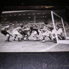 Coleccionismo deportivo: FOTOGRAFIA ORIGINAL,OLIMPIADA LONDRES 1948,HOCKEY,SEMI-FINAL,WEMBLEY,GRAN BRETAÑA,PAKISTAN,. Lote 22275896