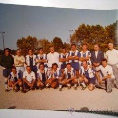 Coleccionismo deportivo - RCD ESPAÑOL - FOTOGRAFIA ORIGINAL - 25762558